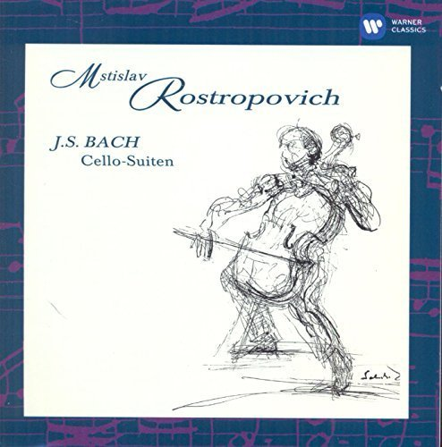 Rostropovich-bach-cello-suiten (Bach: The Cello Suites by Warner Classics)