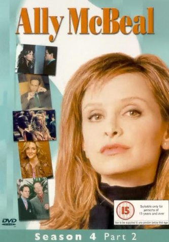 Click for larger image of Ally McBeal - Season 4 Box Set 2 [DVD] [1998]
