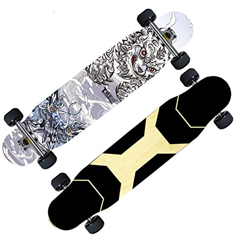 dance-board-boys-road-skateboard-adult-scooter-the-long-four-wheeled-double-up-dance-floor-brush-str