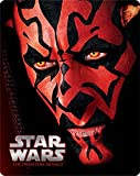 Star Wars: Episode I - The Phantom Menace [Blu-ray Steelbook] [1999]