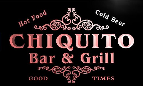 u07974-r-chiquito-family-name-bar-grill-cold-beer-neon-light-sign-enseigne-lumineuse