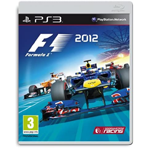 F1 2012 [UK-Import] [Importación Inglesa]