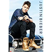 empireposter - Bieber, Justin - Car - Größe (cm), ca. 61x91,5 - Poster, NEU -