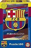 Educa Borrás 15345 - Puzzle 100 piezas (F.C. Barcelona)