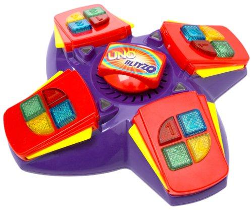 UNO Blitzo Handheld Game [englischsprachige Version]