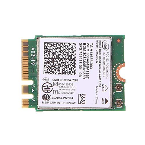 Sitonelectic Intel Dualband Wireless 802.11 AC 3160