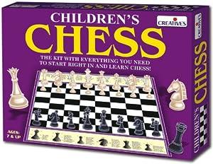 Creative Educational - Juego de miniatura, de 1 a 4 jugadores (CRE0815) (versión en inglés)