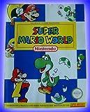 1x Offizielles Lösungsbuch / Offizieller Spieleberater für SNES Super Nintendo Spiel: Super Mario World (deutsch) -