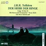 Der Herr der Ringe / Gesamtausgabe: Der Herr der Ringe, Audio-CDs, Tl.16-18, Mit Horn und Trommeln - John R Tolkien