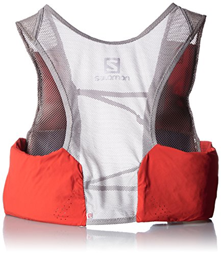 Salomon S-Lab Sense Veste d'Hydratation Homme Red/Alu