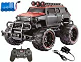 #8: Magicwand 1:20 Scale Off-Road Monster Racing H2 Hummer (Monster Red)