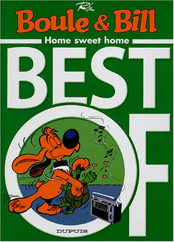 Boule & Bill Best of, Tome 5 : Home sweet home