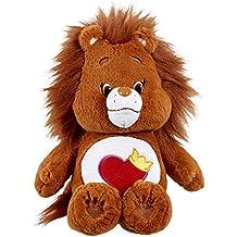 Vivid Imaginations Peluche a forma di leoncino, dalla serie Care Bears Cousins, con DVD, multicolore, misura media [italiano non garantito]