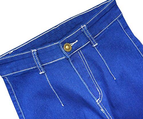 Alisa.Sonya - Jeans spécial grossesse - Femme bleu noir foncé noir foncé