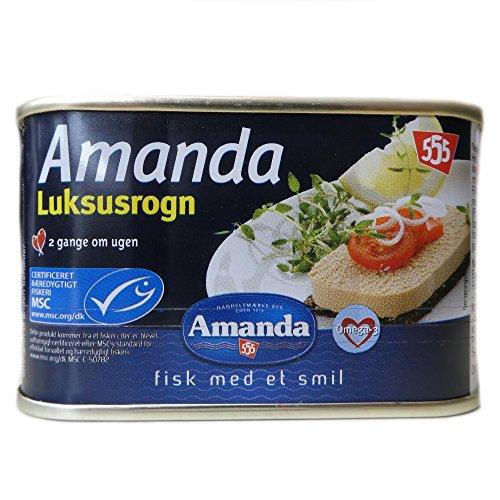 Amanda Luxus Fischrogen - 200g Dose