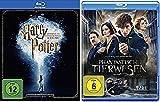 Harry Potter Blu-ray Box / Alle Teile + Phantastische Tierwesen und wo sie zu finden sind Blu-ray [Blu-ray Set]