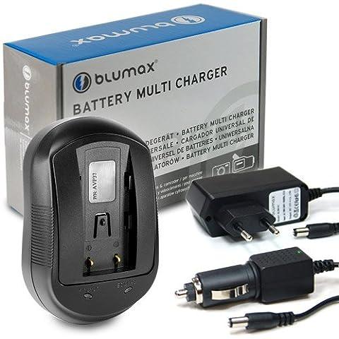 Original Blumax Batteria Caricabatteria per Epson ue-94 Samsung Digimax L55