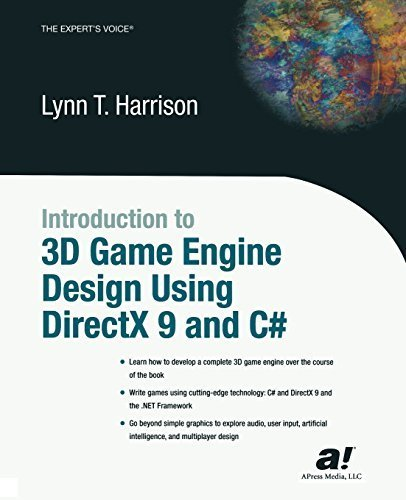 Introduction to 3D Game Engine Design Using DirectX 9 and C# by Harrison, Lynn Thomas (2003) Paperback