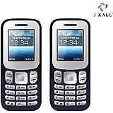 I Kall K16 New 1.8 Inch Mobile Combo (Dark Blue + Dark Blue)