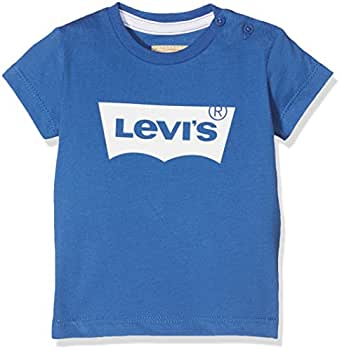 48f66b8e4337 Levi's Baby Boys N91002h Short Sleeve T-Shirt: Levis: Amazon.co.uk ...