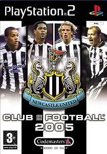 Club Football: Newcastle 2005 (PS2)