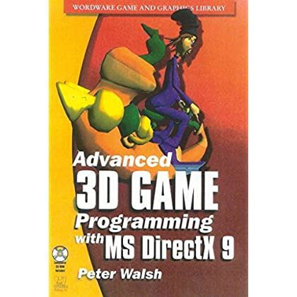 [(Advanced 3-D Game Programming with MS DirectX 2002)] [By (author) Peter Walsh ] published on (June, 2003)