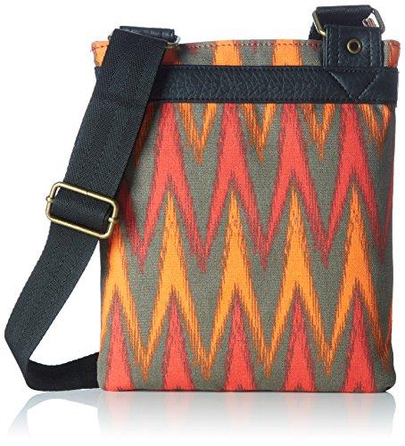 DAKINE Tasche Jive – Bolso al hombro, color multicolor, talla 26 x 20 x 1 cm
