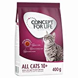 Concept for Life All Cat 10 + A Healthy Well-Balanced.