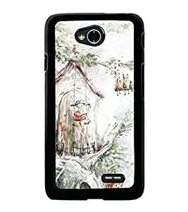 Perfect Print Back Cover for LG L70, Designer back cover for LG L70, Printed back cover, Designer back cover