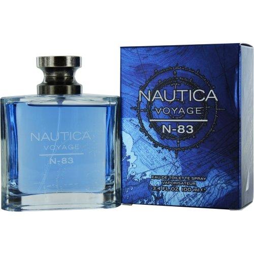 Nautica Voyage N-83 by Nautica EDT SPRAY 3.4 OZ