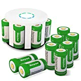 morpilot Arlo Rechargeable Batteries, 3.7v 700mAh Arlo Battery with Arlo Skin for Arlo HD Camera VMS3030/3130/3230/3330/3430 (12 Pack)