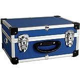 Varo PRM10106BL - Maletín de aluminio, color azul