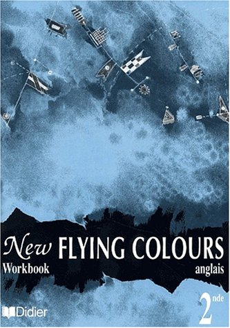 New Flying Colours, seconde, LV1, LV2. Workbook