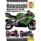 Kawasaki Ninja Zx-7R and Zx-9R Service and Repair Manual
