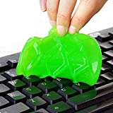 ULTRICS Tastiera Polvere Pulizia per Computer PC Laptop Mac MacBook Mobile Telefono Telecomando Tipo Stampante scrittore Lettore MP3per Auto Air Vent cruscotto