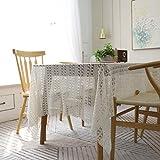GZ-tablecloth Tischdecke Abdeckung Handtuch - Baumwolle Tischdecke gewebt Tischdecke Schablone Tischdecke Tischdecke - Piano Handtuch - Rechteckige Tischdecke