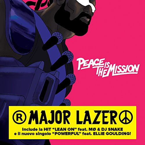 Peace Is the Mission (Lp+CD)