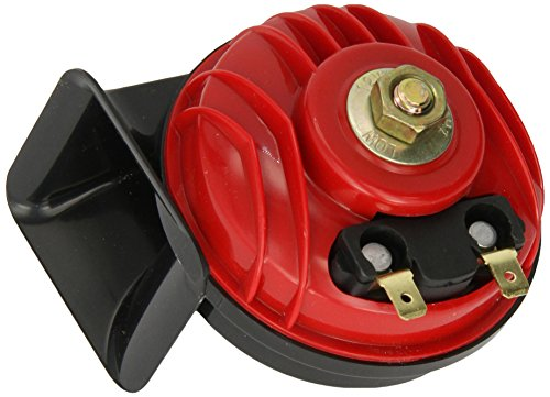 Preisvergleich Produktbild Ring Automotive REH100 / 300 Tiefton-Autohupe,  EIN- / zweitönig,  12 Volt,  Sichtverpackung
