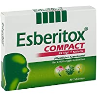Esberitox Compact Tabletten 40 stk preisvergleich bei billige-tabletten.eu