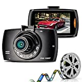 "Padraig Full Hd 1080P 2.4"" Lcd Car Bus Truck Dvr With Memory Card Slot Recording Night Vision Camcorder"