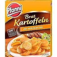 """Pfanni Kartoffelfertiggericht Bratkartoffeln """"Die Herzhaften"""" 2 Portionen, 5er Pack (5 x 400g)"""