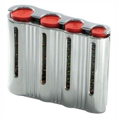 Preisvergleich Produktbild Lampa 65435 Münz-Halter 'Euro Bank Professional', schwere Metallausführung