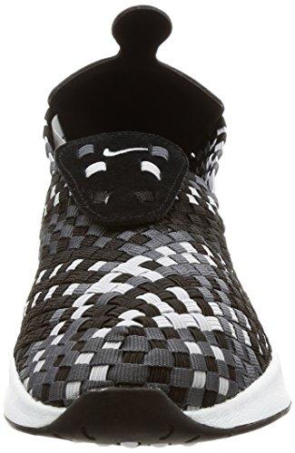Nike Herren Air Woven Gymnastikschuhe Schwarz (Black/wolf Grey/dark Grey)