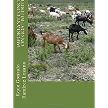 Important concepts on goat nutrition