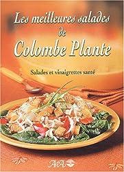 Les meilleurs salades de Colombe Plante