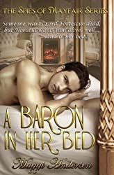 A Baron in her Bed (The Spies of Mayfair Book 1)