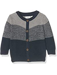 NAME IT Baby-Jungen Strickjacke Nitjaqlo Ls Knit Card Mznb