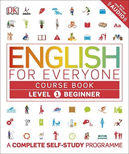 English For Everyone. Level 1: Beginner Course Book por Anónimo