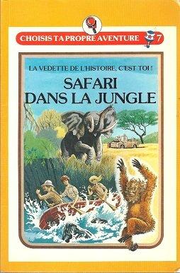 Safari dans la jungle