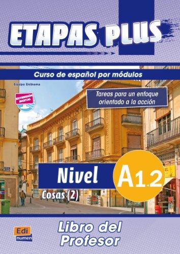Etapas Plus A1.2 - Libro del profesor